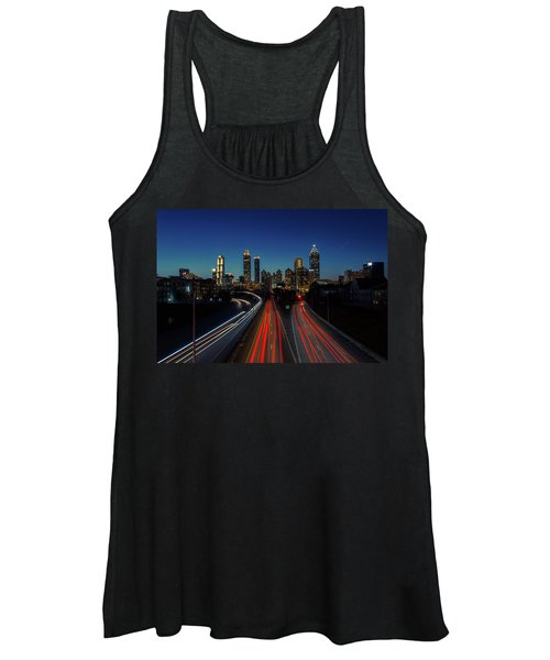 Atlanta Skyline 1 Women's Tank Top