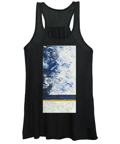 Atmospheric Conditions, Panel 1 Of 3 Women's Tank Top