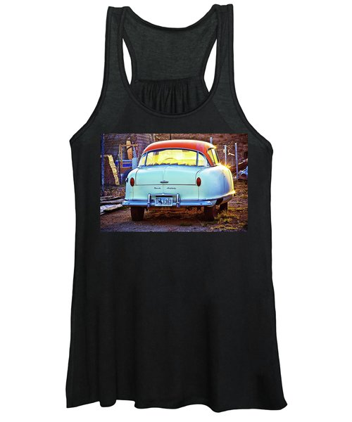 Backyard Jewell Women's Tank Top
