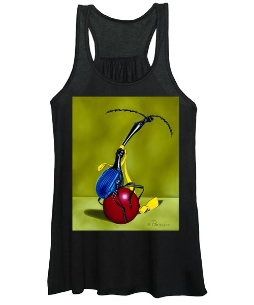 Balancing Act Women's Tank Top
