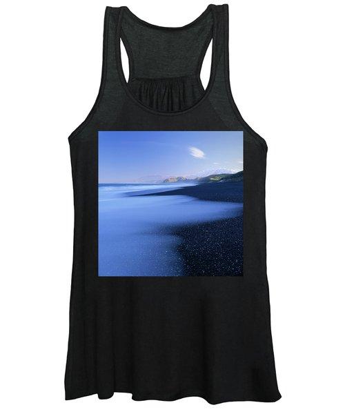 Beautiful Kekerengu Bay, New Zealand Women's Tank Top