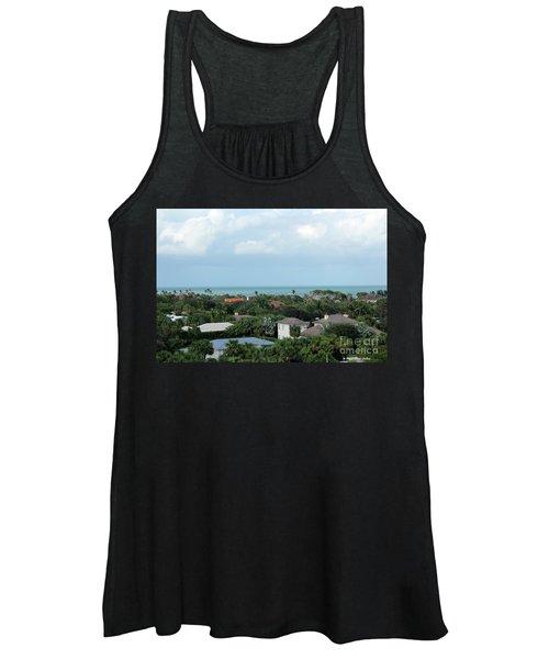 Beautiful Vero Beach Florida Women's Tank Top