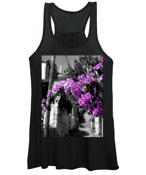 Beauty On The Up Women's Tank Top