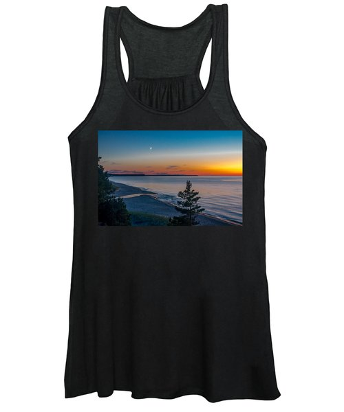 Beaver Creek Sunset Women's Tank Top