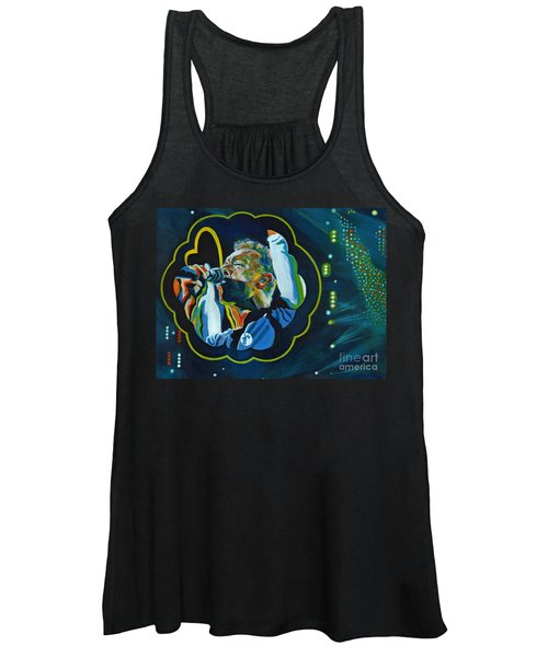 Believe In Love - Chris Martin Women's Tank Top
