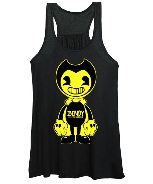 Bendy And The Ink Machine Women's Tank Top