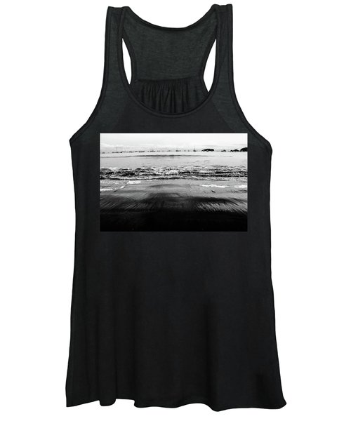 Black Beach  Women's Tank Top