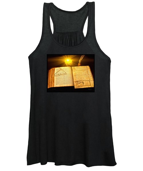 Black Sunday Women's Tank Top