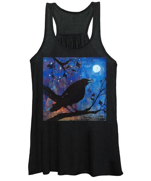 Blackbird Singing Women's Tank Top