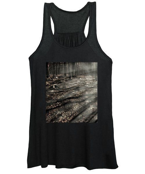 Blair Witch Over There Women's Tank Top