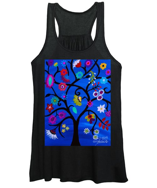 Blessed Tree Of Life Women's Tank Top
