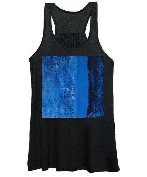 Blue Collar Women's Tank Top