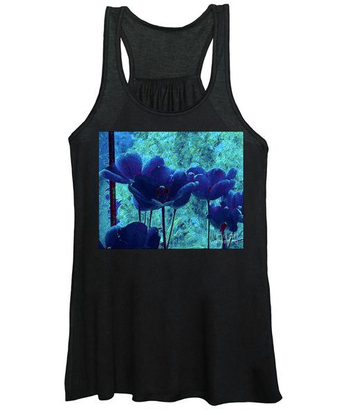 Blue Mood Women's Tank Top
