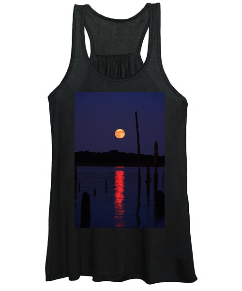 Blue Moon Women's Tank Top