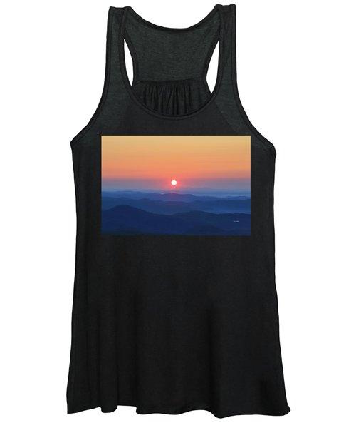 Blue Ridge Sunrise Women's Tank Top
