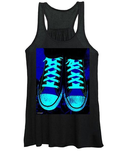 Blue-tiful Women's Tank Top