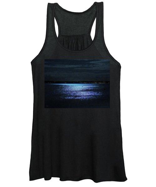 Blue Velvet Women's Tank Top