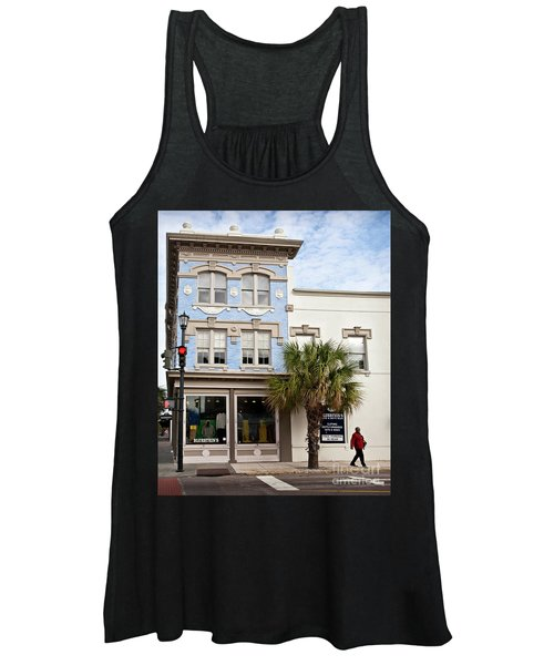 Bluesteins Menswear Charleston Sc  -7434 Women's Tank Top