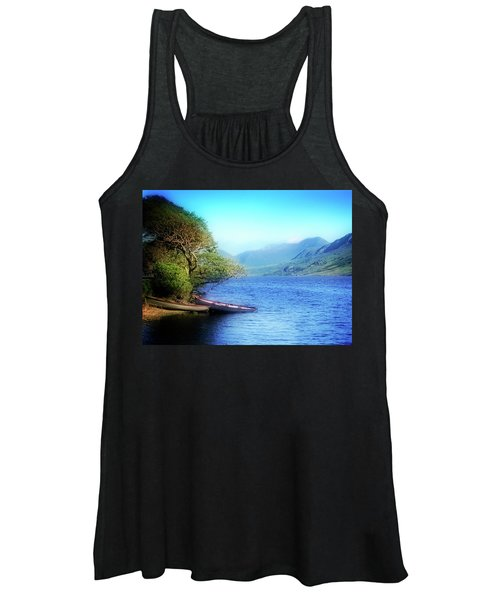 Boats At Rest Women's Tank Top