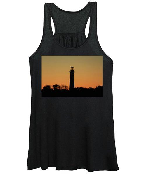Bodie Light At Sunset Women's Tank Top