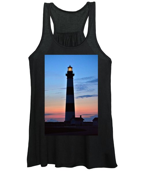 Bodie Lighthouse 7/18/16 Women's Tank Top