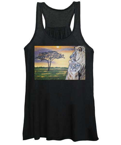 Bonnie And Clyde Women's Tank Top