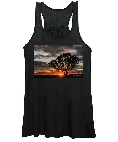 Boorowa Sunset Women's Tank Top