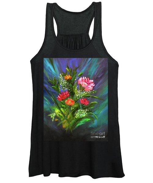 Bouquet Women's Tank Top