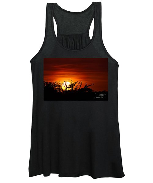 Branches Women's Tank Top