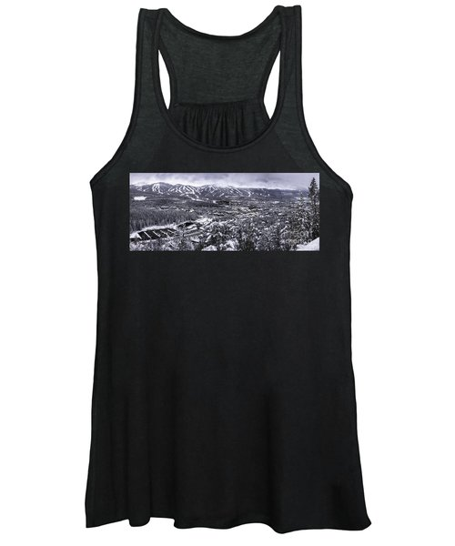 Breckenridge Ski Area Women's Tank Top