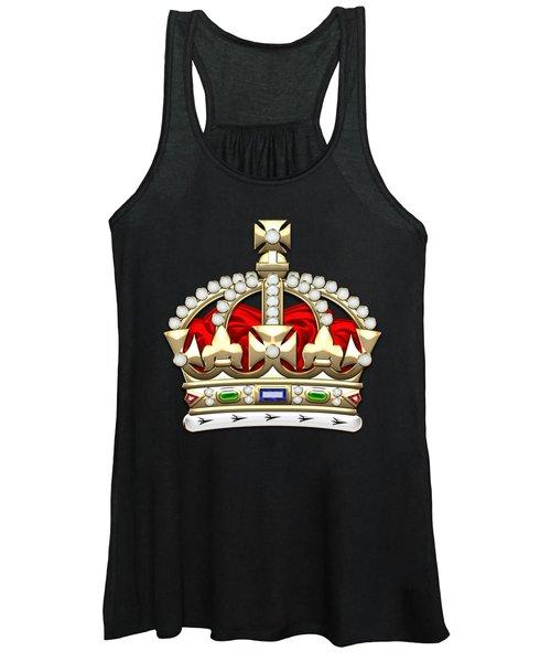 British Imperial Crown - Tudor Crown  Women's Tank Top
