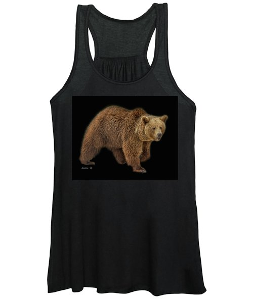 Brown Bear 5 Women's Tank Top