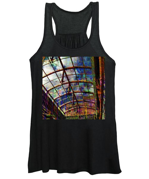 Building For The Future Women's Tank Top