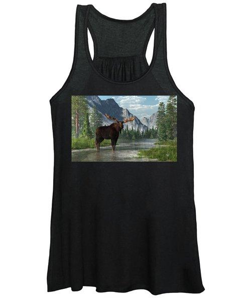 Bull Moose Women's Tank Top