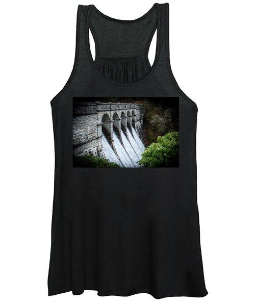 Burrator Reservoir Dam Women's Tank Top