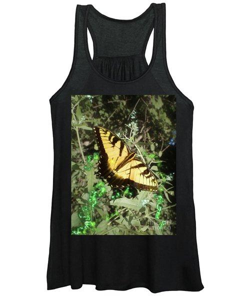 Butterfly Magic Women's Tank Top