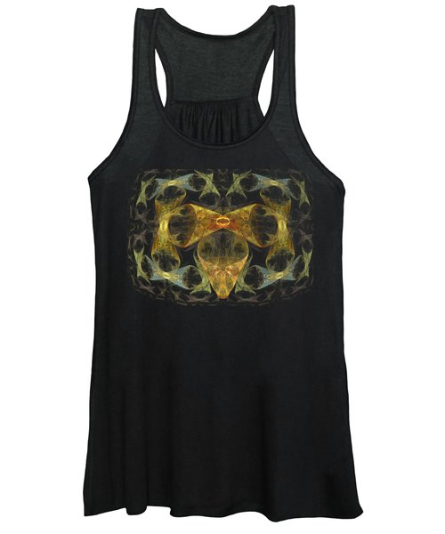 Buttons And Bows Women's Tank Top