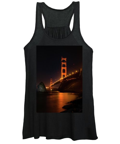 By The Golden Gate Women's Tank Top