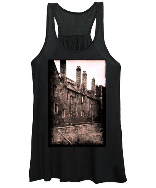 Cambridge, England Women's Tank Top