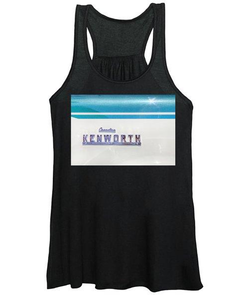 Canadian Kenworth Women's Tank Top