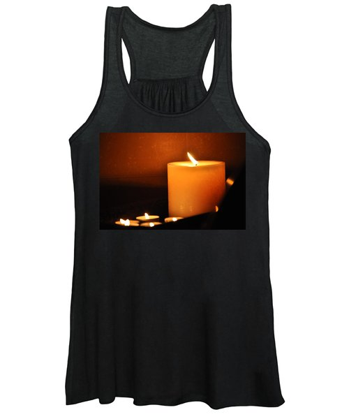 Candlelight Women's Tank Top