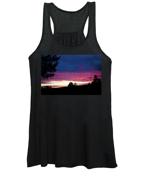 Candy-coated Clouds Women's Tank Top