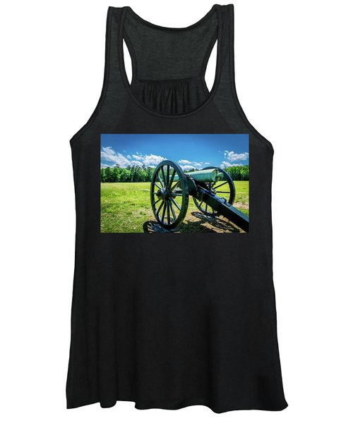 Cannon Women's Tank Top