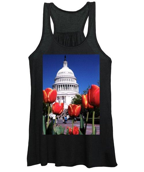 Capital Colors Women's Tank Top
