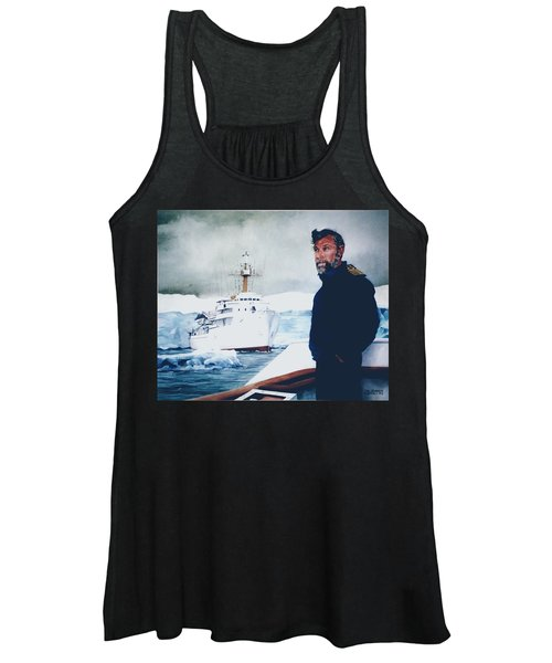 Capt Derek Law Women's Tank Top