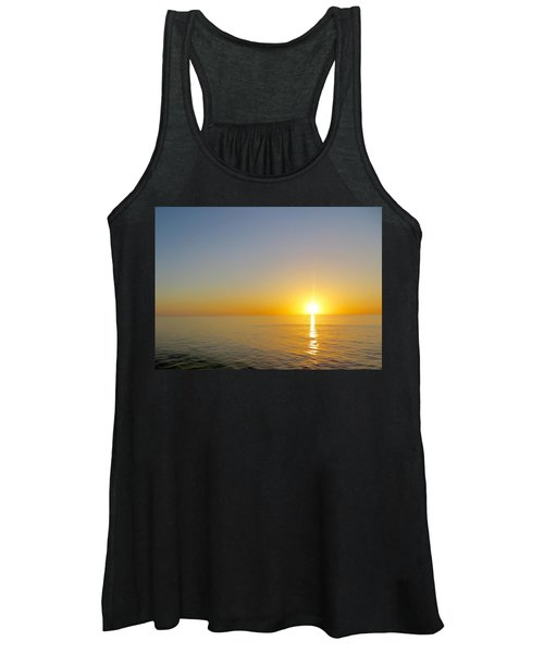 Caribbean Sunset Women's Tank Top