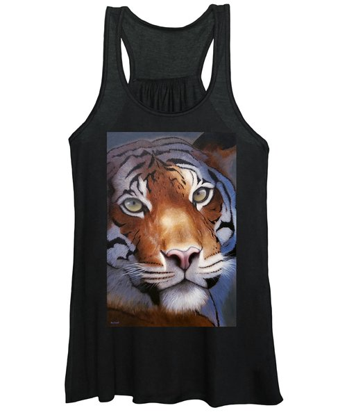 Cat And Mouse Women's Tank Top