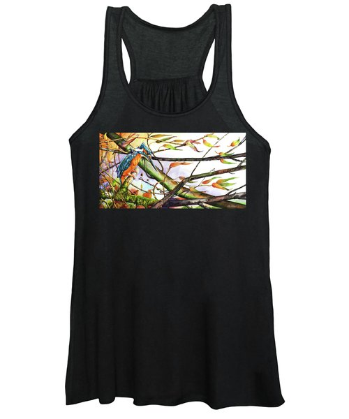 Catch The Wind Women's Tank Top