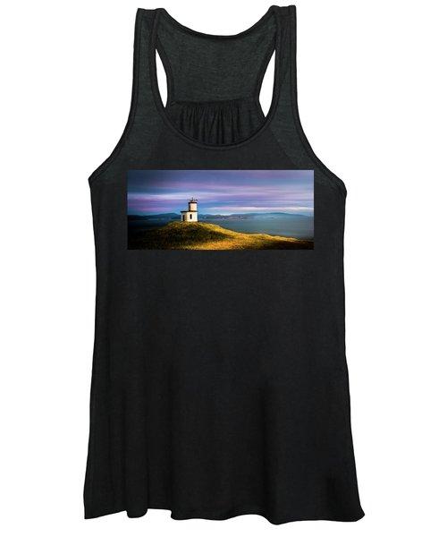 Cattle Point Lighthouse Women's Tank Top