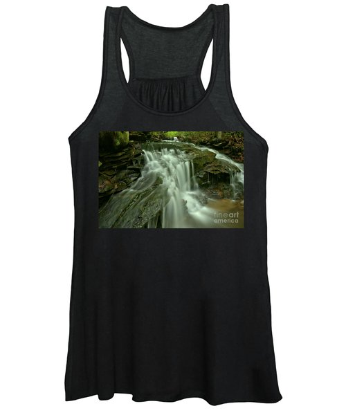 Cave Falls Women's Tank Top